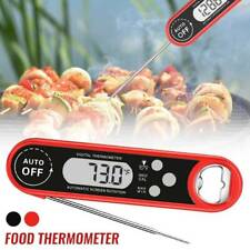 Instant Read Food Digital Thermometer Meat Cooking Kitchen BBQ Temperature Probe