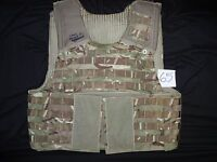 British Army OSPREY MK4 MTP Body Armour Cover / Molle Vest 180/116 Grade 1 No65