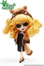 Groove Little Pullip + Madame Raccoon Doll Figure Kawaii Brand New LP-420 b40