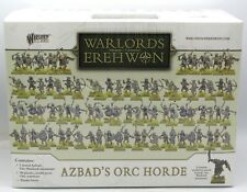 Warlords of Erehwon 692012001 Azbad's Orc Horde (Starter Army) Warlord Games NIB