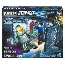 NEW KRE-O Star Trek Space Dive Construction Set A3138