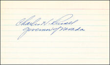 CHARLES HINTON RUSSELL - SIGNATURE(S)