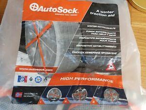Autosock 695 - Car Snow Sock - Unused