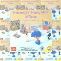 McDonalds Happy Meal Toy 1997 Aladdin King Thieves Plastic Toys Various Figures