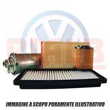 Kit 4 Filtri Bosch Abitacolo/Aria/Carburante/Olio per VW Golf VI 1.6 TDI 77 kw
