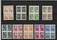 Russia 1948-61 mint never hinged Stamps cat £150  Ref 15345
