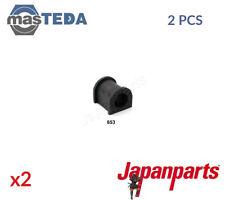 2x JAPANPARTS FRONT ANTI-ROLL BAR STABILISER BUSH KIT RU-853 G NEW