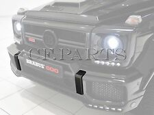 Carbon fiber front bumper bar cover for Mercedes G-class W463 G500 G55 G63 G65