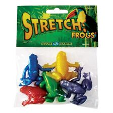 Stretchy Frog Pack Fidget Toy Stress Relief for Kids ADHD