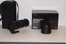 Sigma 150-500mm F/5-6.3 APO DG OS Lens for Canon EF Mount FANTASTIC LENS