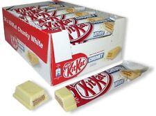 Nestle KitKat Chunky White Chocolate Full Box 24 Pcs Imported Chocolate