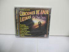 CANCIONES DE AMOR LATINAS LAS MAS BONITA NEW SIGILLATO CD 8004883819218