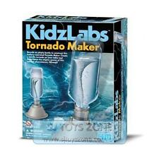 4M Kidz Labs Tornado Maker Science Experiment Toy DIY Game