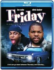 Ice Cube Chris Tucker Friday SE 2 Disc Set Blu Ray DVD Fast 1st CLS S&h