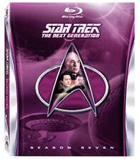 STAR TREK - THE NEXT GENERATION - STAGIONE 07  6 BLU-RA