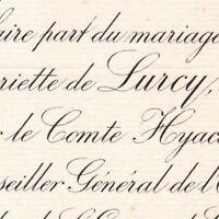 Henriette Marie Eugénie Saget De Lurcy Paris 1887 De Charencey