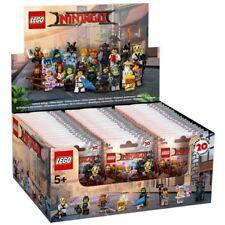 LEGO MINIFIGURES SERIE NINJAGO MOVIE CAJA COMPLETA 60 MINIFIGURAS 71019 - NUEVO