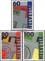 Schweiz 1496-1498 (kompl.Ausg.) gestempelt 1993 150 J.Briefmarken