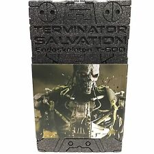 Hot Toys Terminator Salvation Endoskeleton T-600 MMS93 1/6th Scale With Lights