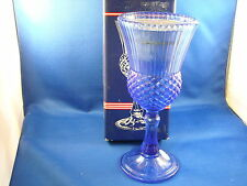 Nib Avon Geo. Washington Blue Fostoria Candleholder 75-77