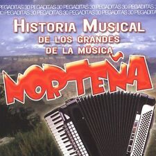 Historia Musical de los Grandes de la Musica Norte, Various Artists, Excellent