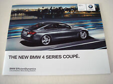 BMW . 4 . BMW 4 Series Coupe . February 2013 Sales Leaflet