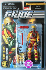 "BLOWTORCH Flamethrower #1109 GI JOE The Pursuit Of Cobra 2009 3.75"" INCH FIGURE"