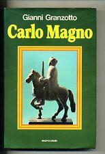 Gianni Granzotto # CARLO MAGNO # Euroclub 1978 # 1A ED.