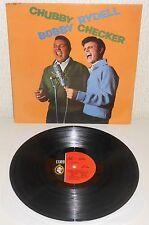 CHUBBY CHECKER & BOBBY RYDELL 1960 LP Original USA Cameo C1013 Rock'n'Roll