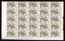 Dominica (Until 1967) Sheet Stamps