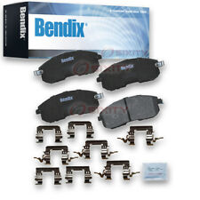 Bendix CFC815A Premium Copper Free Ceramic Brake Pads - Pair Left Right Pad hr