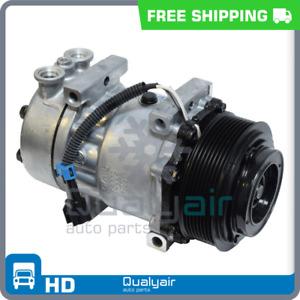 New AC Compressor fits Kenworth T270, T370, T440, T470 2011-15
