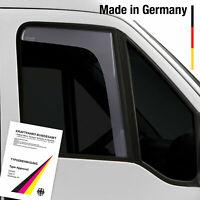 ClimAir Windabweiser Mercedes GLC 204X mit ABE Tiefschwarz 4 er Set X253