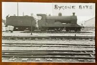 Slievenamon ex GNR (I) UTA No 63 at Strabane Railway Photograph Trains Ireland