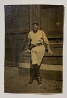 1919-21 ROGER PECKINPAUGH ORIG TYPE 1 PHOTO NEW YORK YANKEES OLD BALLPARK IMAGE
