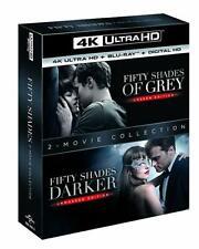 Fifty shades darker + fifty shades of grey 4K and Blu Ray box set