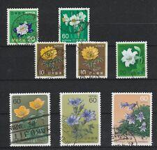 v3147 Japan/ Blumen kl.Los o