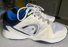 Head Mens Tennis Shoe Revolt pro 2.0. Sz 9.5 Us Brand New No Box