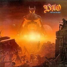 DIO - The Last In Line Vinyl LP Cover Sticker or Magnet