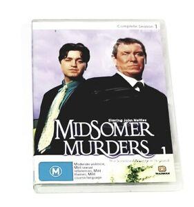 Midsomer Murders - Series 1 DVD