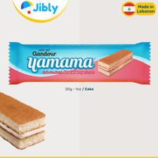 Ÿ‡Ÿ‡Lebanese Gandour Yamama Strawberry Cake Sandwich | Tasty Sweets From Lebanon