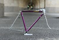 Vitus Purple Alloy Rennrad / 2.018g 50 cm / Dural 979 Frame Stronglight Anodized