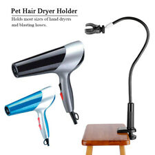 Dog Pet Grooming Hair Dryer Holder Hairdryer Flexible Arm Hands-Free Adjustable