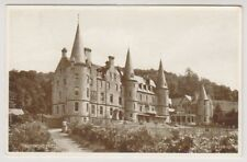 Stirlingshire postcard - Trossachs Hotel (A679)