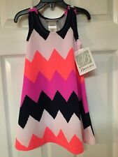 Bonnie Jean Girls Size 4 Polyester/Spandex Sleeveless Dress...NWT