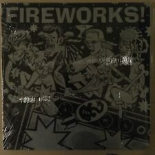 FIREWORKS Set The World On Fire LP Teengenerate Oblivians Mummies GREAT LP