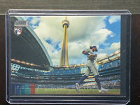 BO BICHETTE 2020 TOPPS STADIUM CLUB RC ROOKIE #112 TORONTO BLUE JAYS FREE SHIP