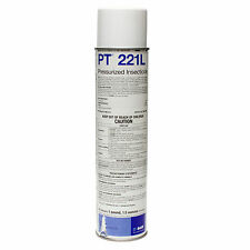 PT 221L Residual Aerosol 17.5 oz ( Case of 12 ) Bed Bug Roach Ant Sider Spray