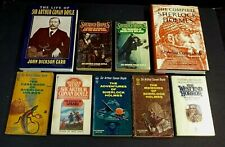 Book Lot Sherlock Holmes Complete Life Adventures Memoirs Sir Arthur Conan Doyle