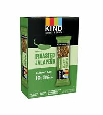 KIND Snacks for Kids Roasted Jalapeno 12 Count